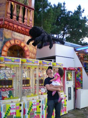 Carnival at Lac de la Magdeleine – thatmomoffour