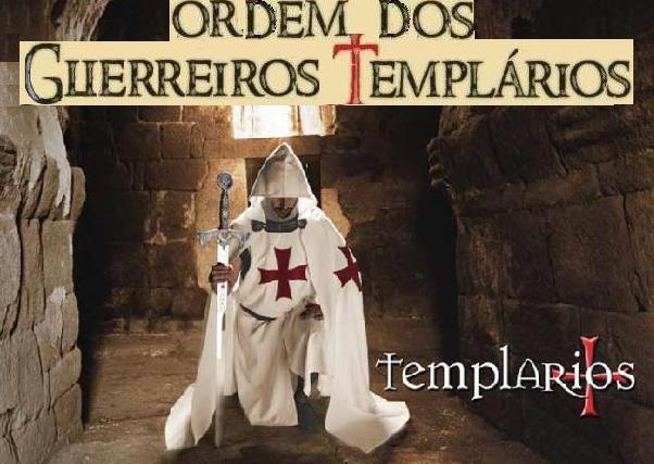 Resultado de imagem para A Ordem dos Cavaleiros Templários e sua história
