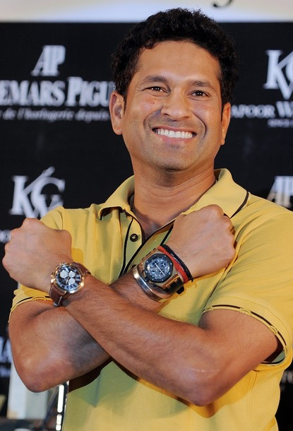 write an interview with sachin tendulkar twitter