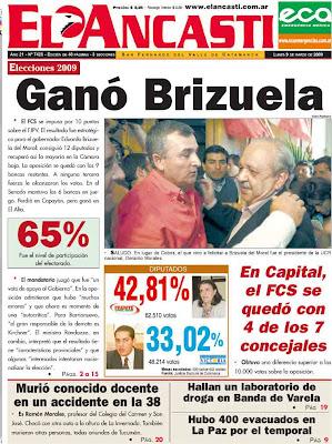 Paper Papers El Poder Y La Prensa 13 Catamarca