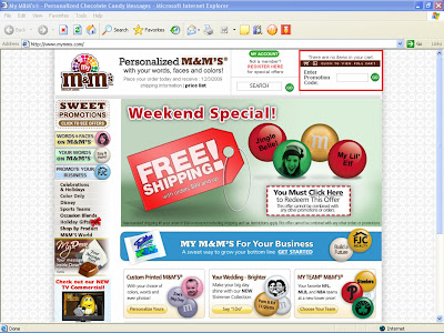 Latest add My M&M's Coupons