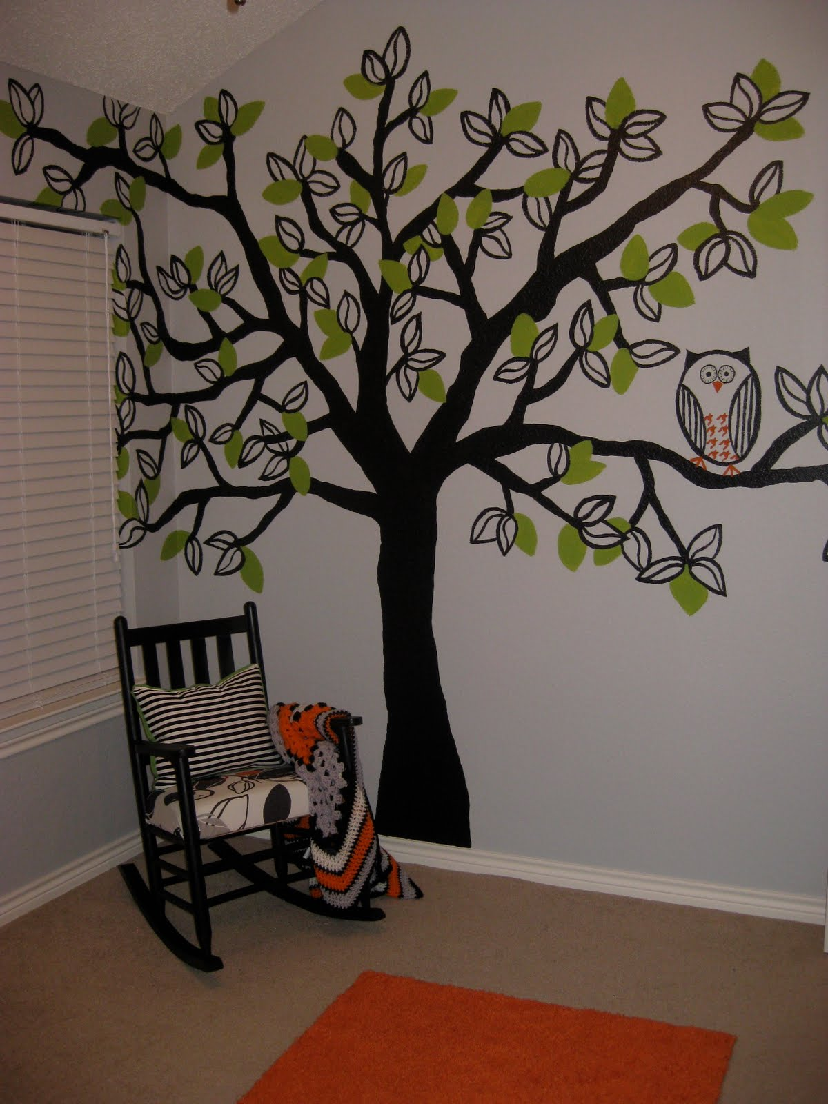 Fanciful Felt: My Nursery