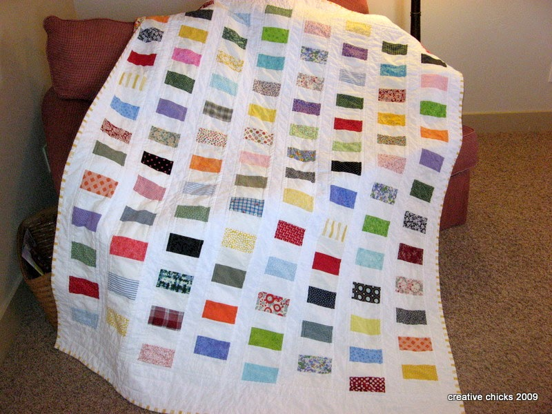 chinese coin quilt pattern