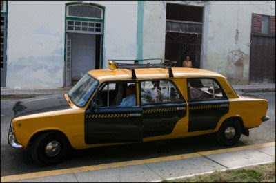 Ten amazing taxis