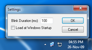 Download 365: Windows 7 Blink Network Indicator Icon