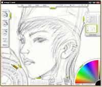 artrage herramientas tutorial de introduccion