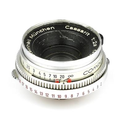 Steinheil Cassarit 50 f/2.8
