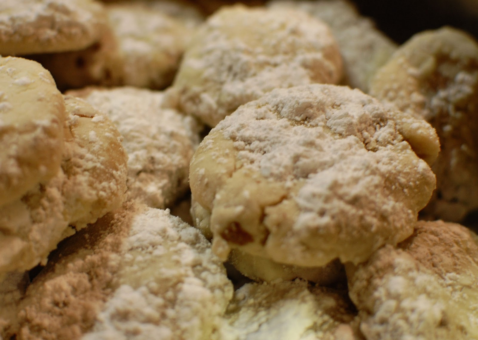 Italian Wedding Cookies.Italian Wedding Cookies We Like To Cook