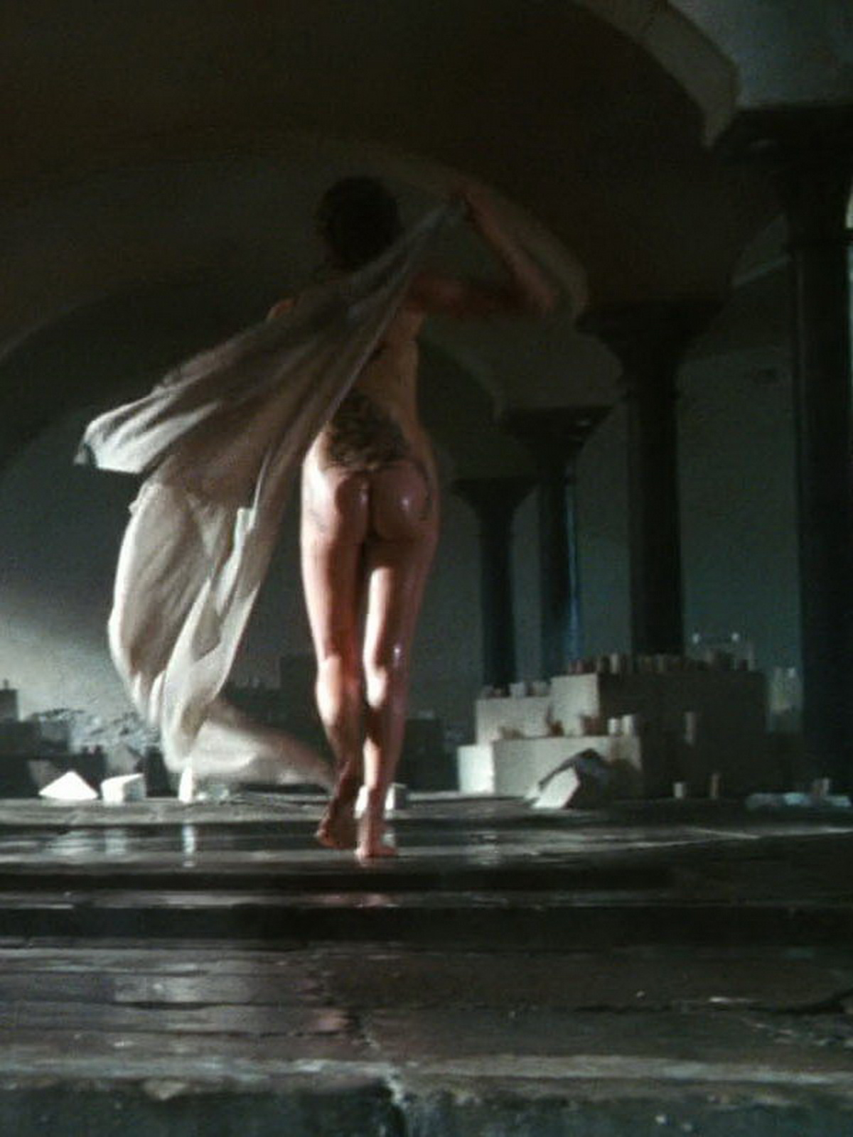 Angelina Jolie S Butt In Wanted 90