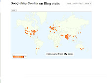 Blog is read in 49 Countries