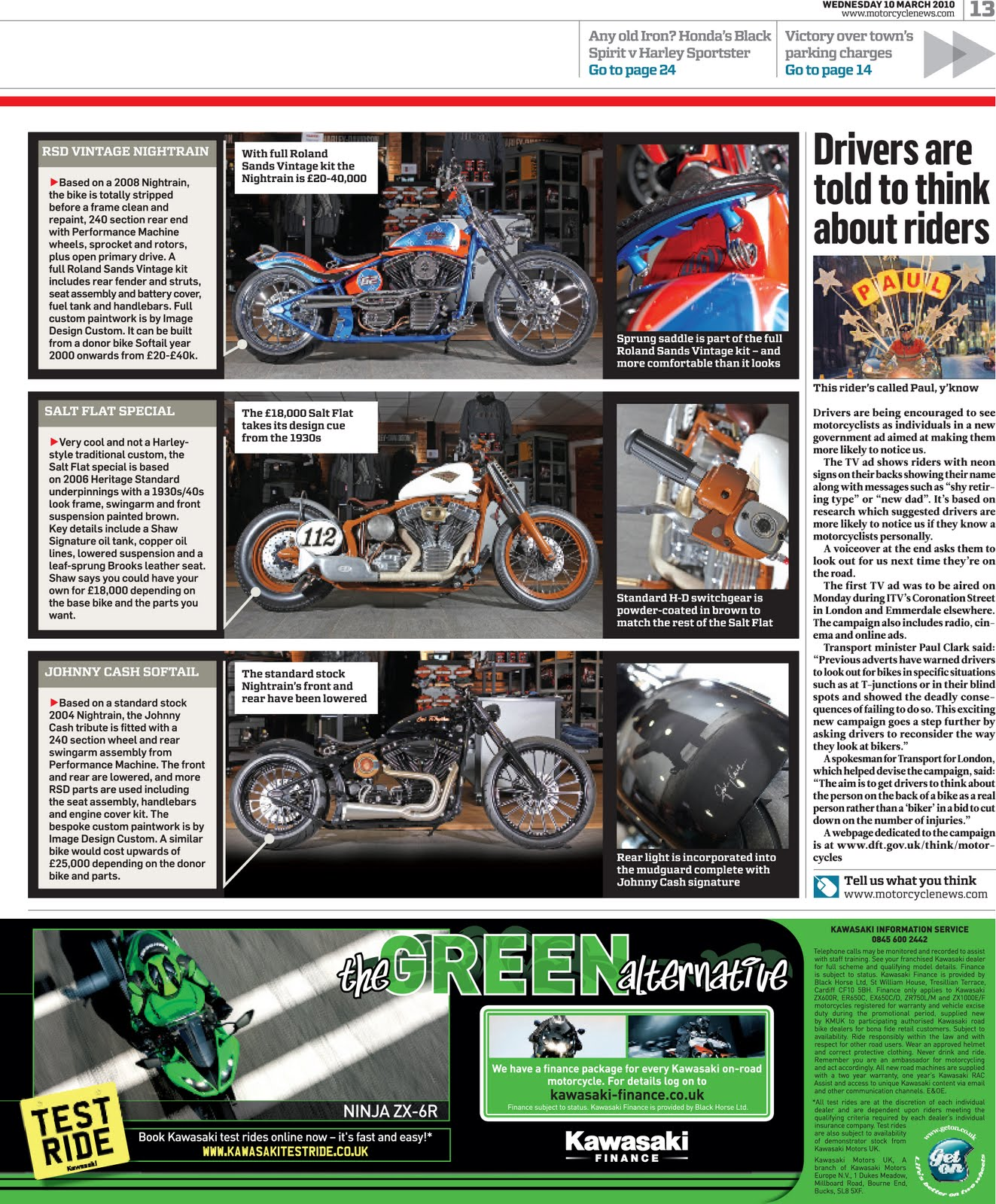 MCN - Blog - Motorcycle Parts and Riding Gear - Roland Sands