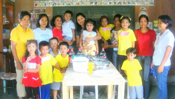Nutrition Day in the Philippines