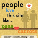 Peas Love Carrots