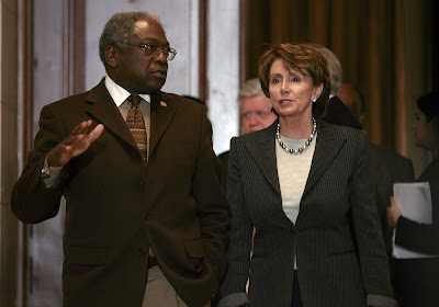 The much less than Honorable Clyburn & Pelosi