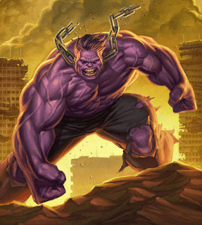 A Strange Mans Strange Dreams Dream Super Hulk