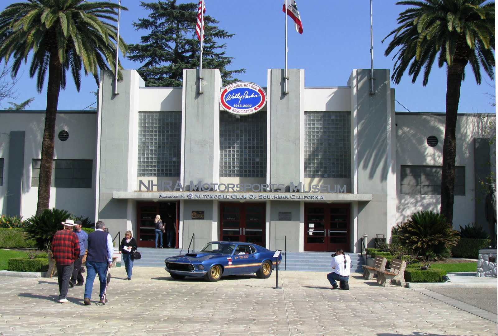notes from The EDJE: Wally Parks NHRA Motorsports Museum Names