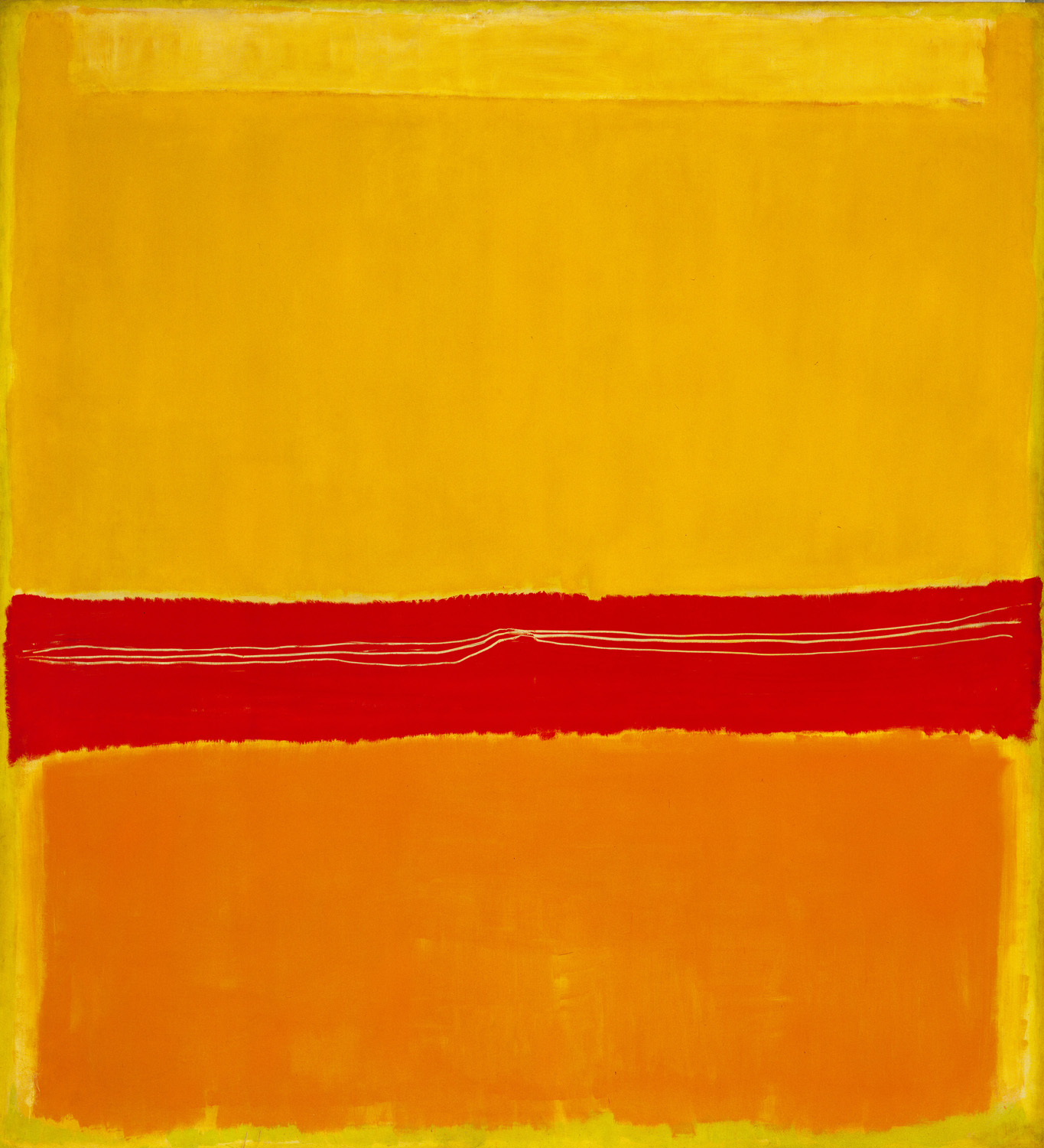 Mark Rothko 1903 1970 In Their Manifesto The New York Times And A Fellow Artist Gottlieb Had Written We Favor Simple Expression Of
