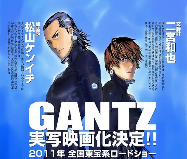"""Gantz 1080p: """"gantz"""""""