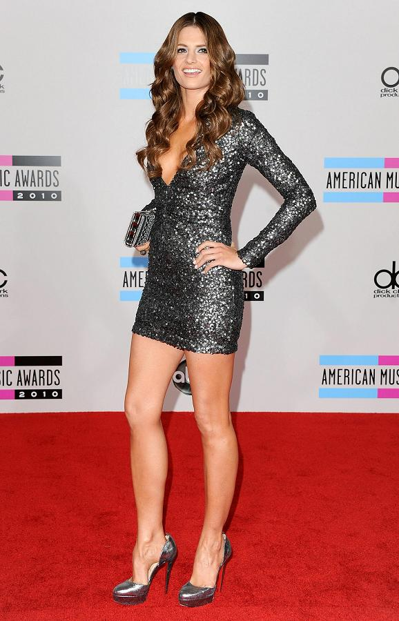 Stana Katic - 2010 American Music Awards