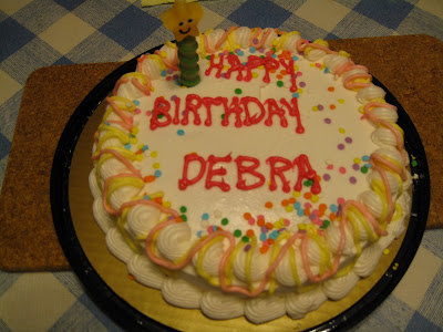 Happy Birthday To My Aunt Debra