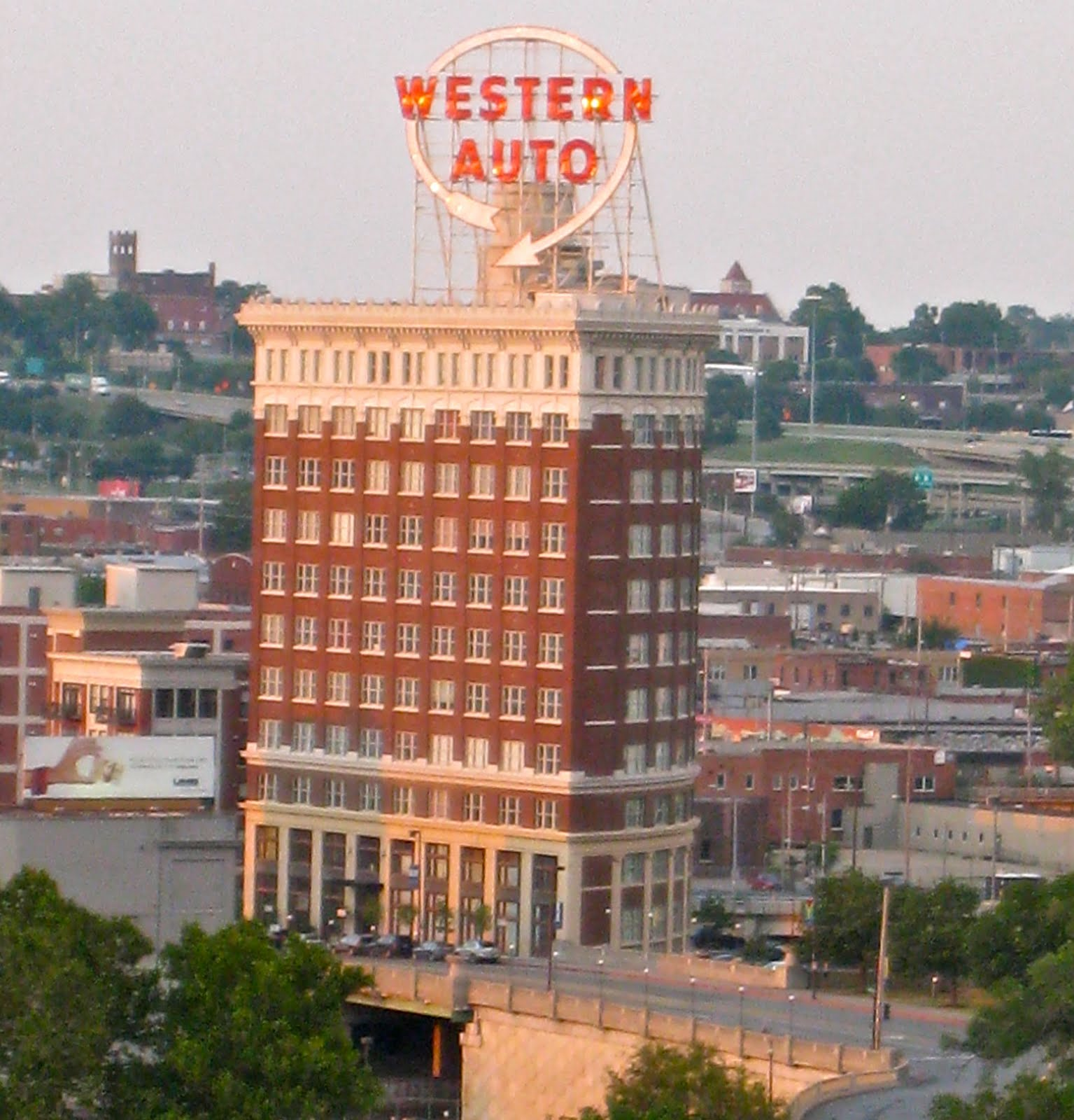 Kansas City Daily Photo Western Auto Building