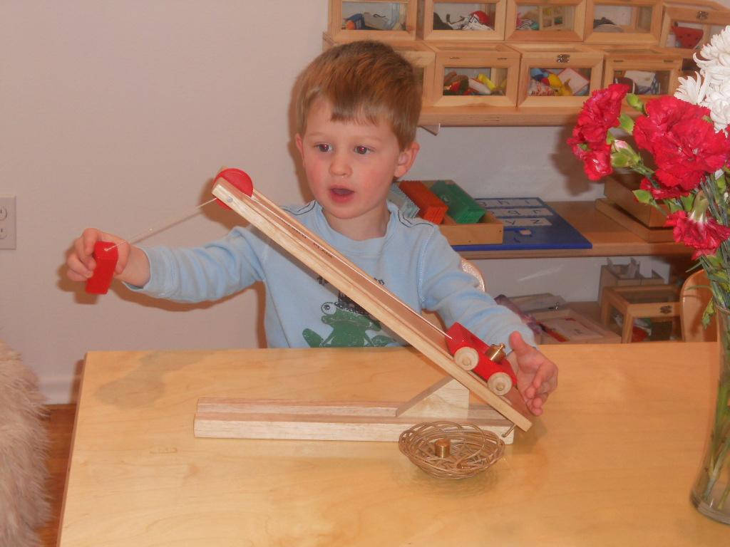 Montessori In Bloom Simple Machines Part One