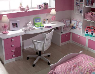 En esta fotografia podeis ver en detalle como se ha - Mesa estudio infantil ...