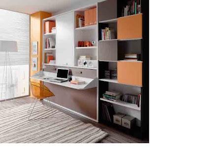 Dormitorios infantiles y juveniles para ni as ni os y - Cama con mesa incorporada ...