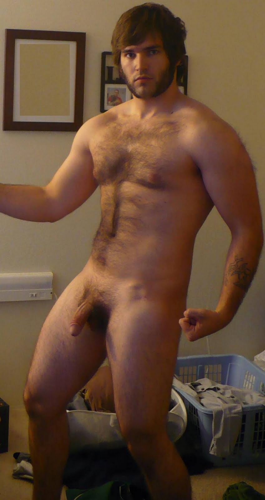Naked Men On Webcam
