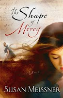 The Shape of Mercy book giveaway