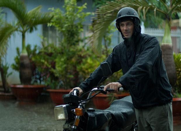 Patagonia men's torrentshell waterproof/rain pants.