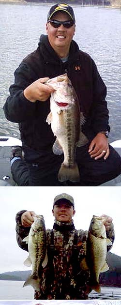 broken bow lake fishing report