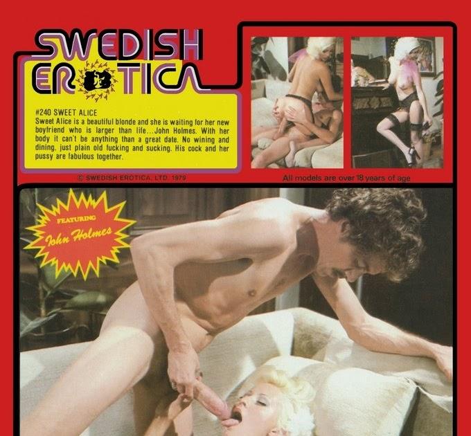 Seka swedish erotica 240 sweet alice - 1 part 7