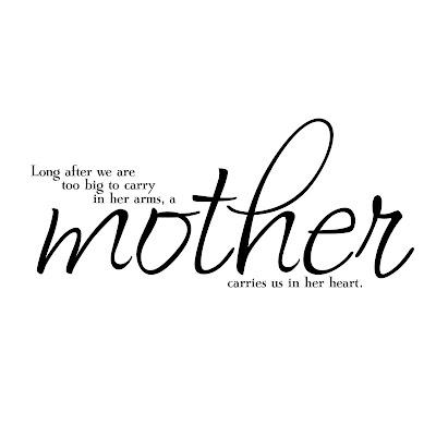 Elegant WordArt 2: Mother Carries