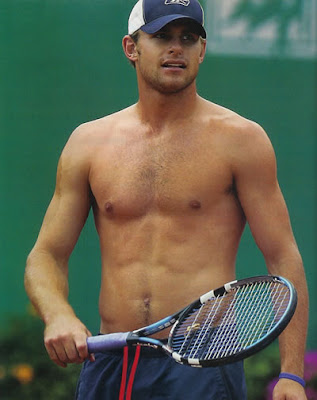Possible is andy roddick a virgin