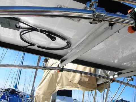 Chip Amp Debbie Willis On S V Elegant Sea May 2010