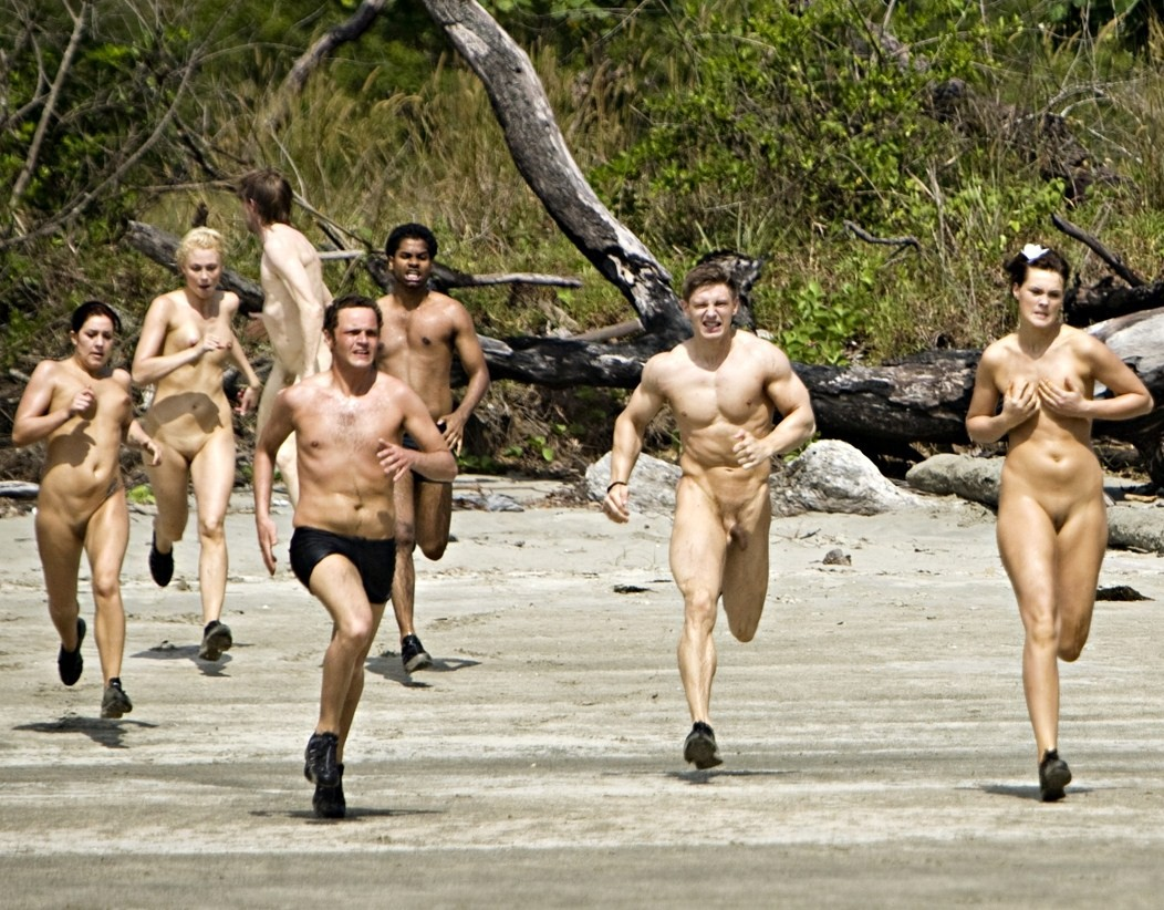 Nude survivor show girls pics