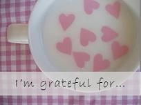 Maxabella Loves - I'm Grateful for.....