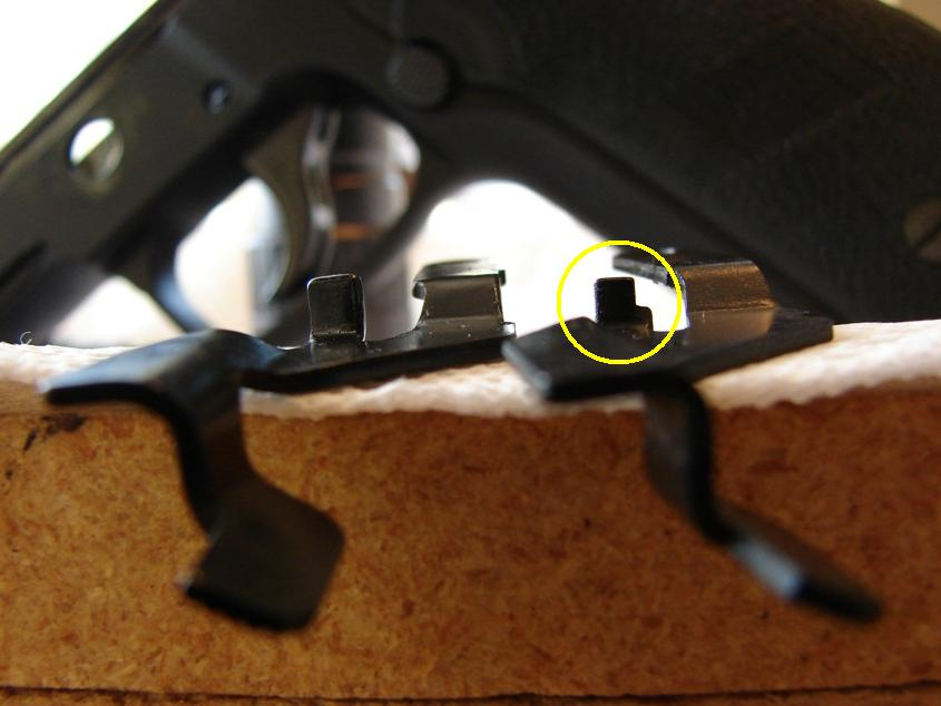 The Where Clause: P226 Slide Lock Replacement