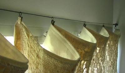 Blog de decora o arquitrecos cortinas cheias de charme for Ganchos plasticos para cortinas