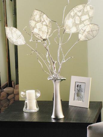 Hojas de resina para decorar portal de manualidades for Como hacer decoraciones para el hogar