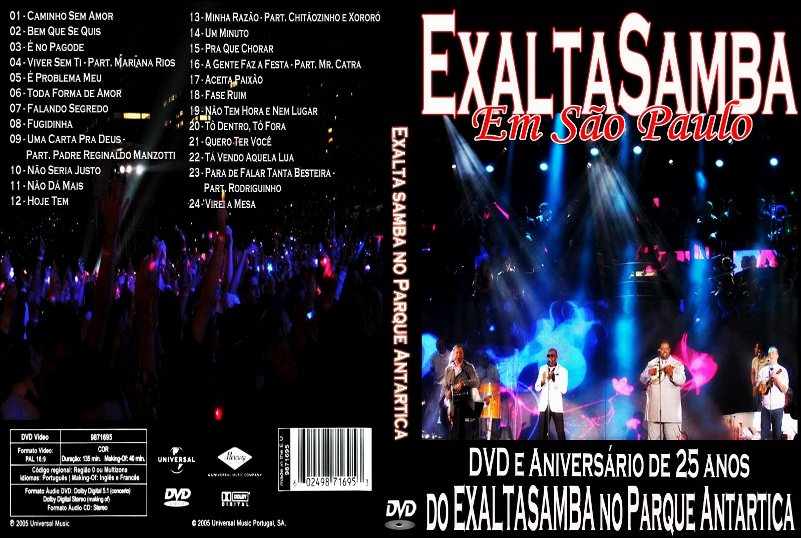 DOWNLOAD CD GRATUITO 2009 EXALTASAMBA