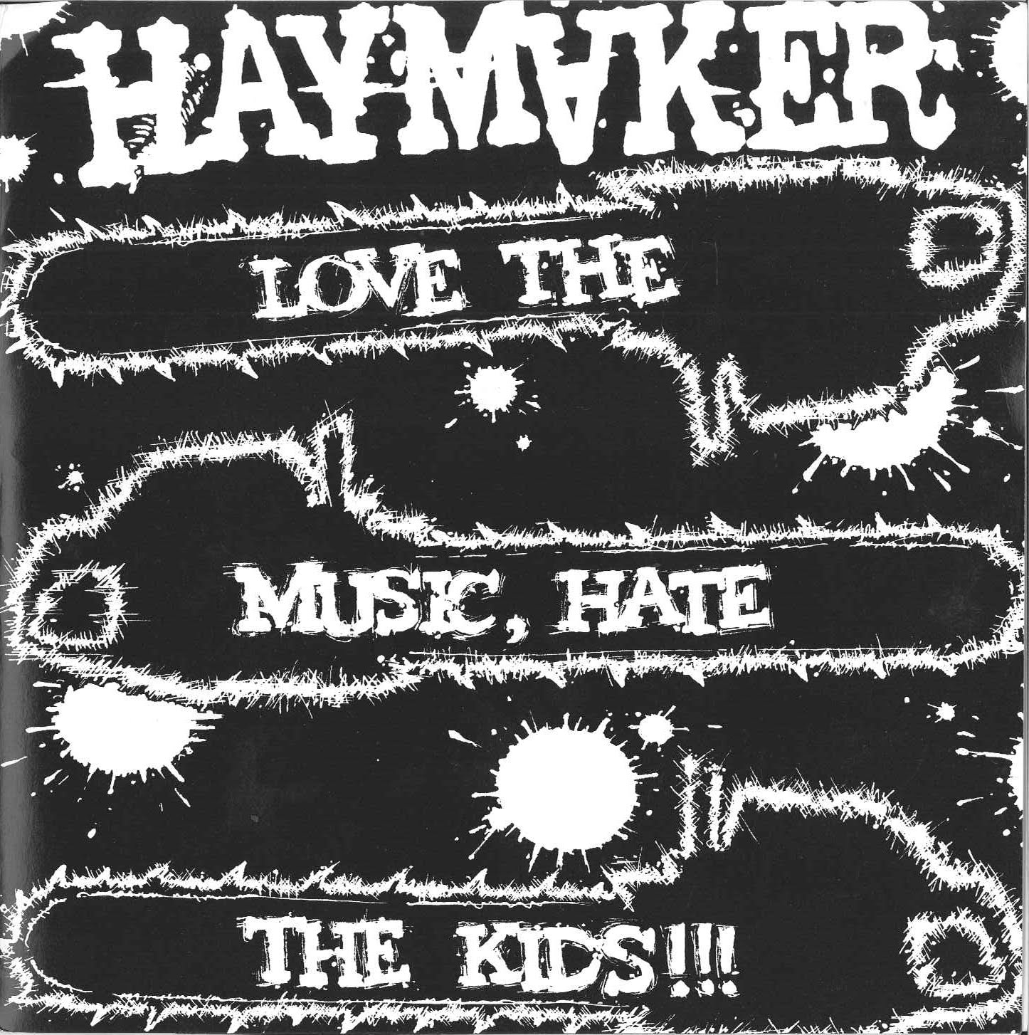 The Music Ep Equalizing Distort Haymaker