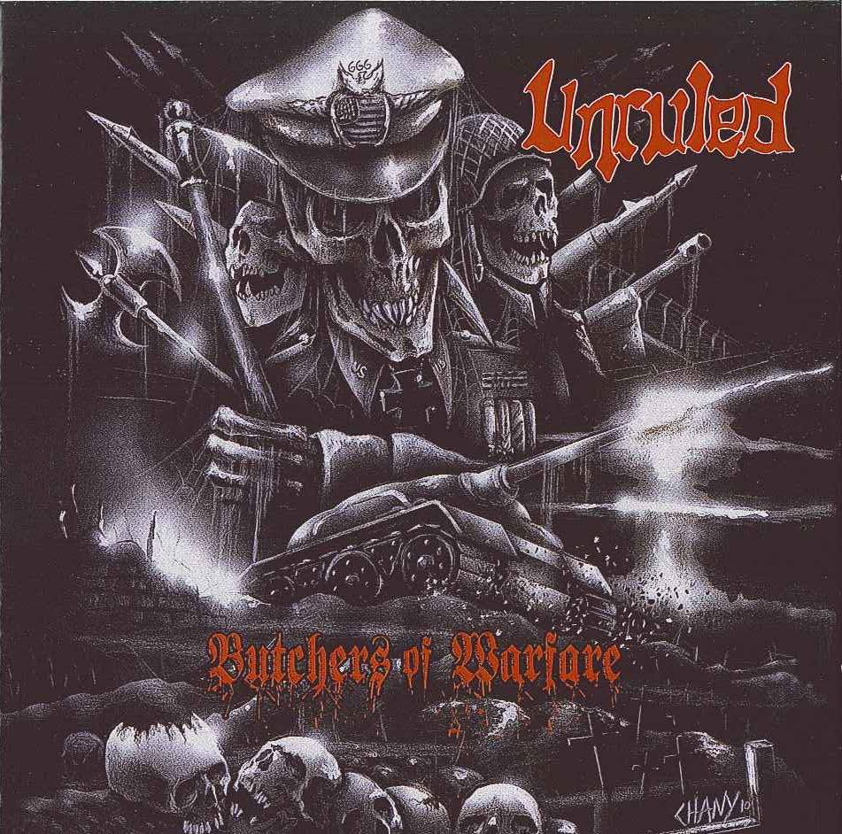 Equalizing Distort: Unruled