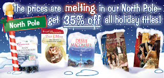Christmas Gift Alert: Harlequin North Pole Sale