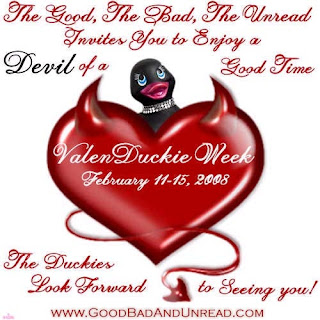 ValenDuckie Week at The Good, The Bad and The Unread