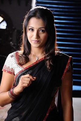 Trisha Saree