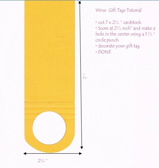 Mlak 2 (mlak2) on Pinterest - wine tag template