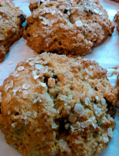 Bs Recipes Candy Corn M M Blondies: BS Recipes: Blueberry Oat Scones