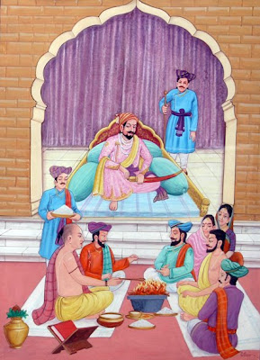 The Story of Chhatrapati Shivaji's Struggle Against The Mughal.